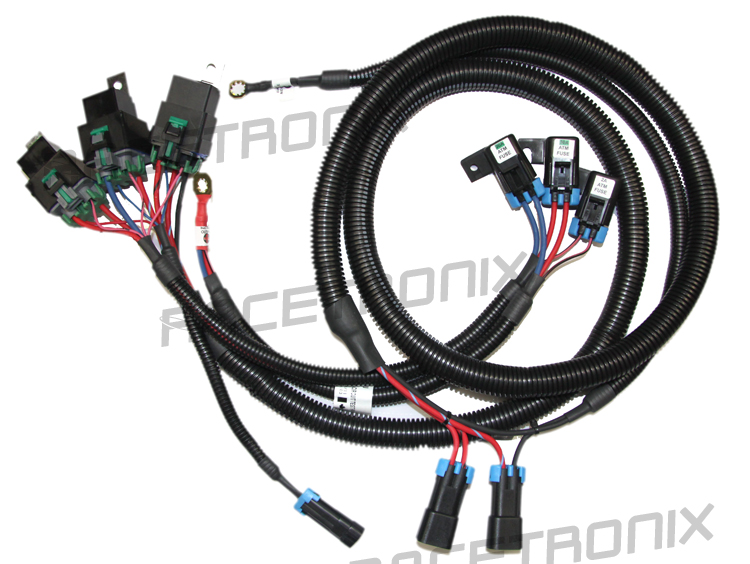 Racetronix Dual Series Parallel Fan harness – Ls1 Cooling Fan Wiring Harness