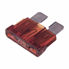 ATC Blade Fuse, 7.5 Amp, Brown