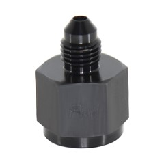 "Adapter, -3AN Male » 1/4"" FPT, BLK"