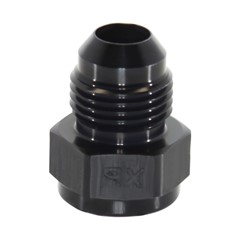 "Adapter, -6AN Male » 1/8"" FPT, BLK"