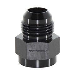 "Adapter, -12AN Male » 3/4"" FPT, BLK"