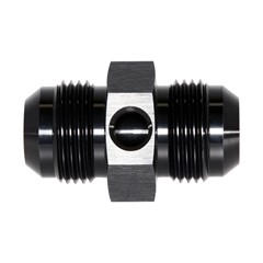 "Union, -12 JIC Male, 1/8"" FPT Port, BLK"