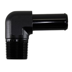 HOSE BARB » MPT ADAPTERS - 90°