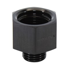 Adapter, -8 ORB Fml » -6 ORB Male BLK