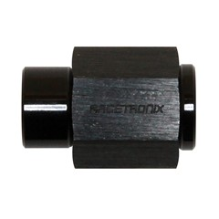 "Adapter, -4 AN Female » 1/8"" FPT, BLACK"