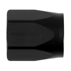 Nut, -8 Replacement, 2000-Series, BLACK