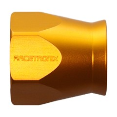 Nut, -10AN Replacement, GOLD