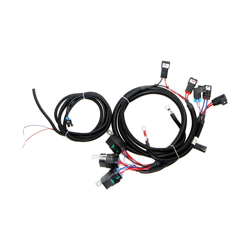 Dual Series / Parallel Fan harness HD (FNWH-007): FAN WIRE