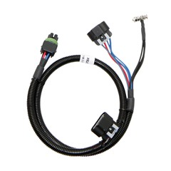 Intermediate Dbl Pump Harness C6 24""