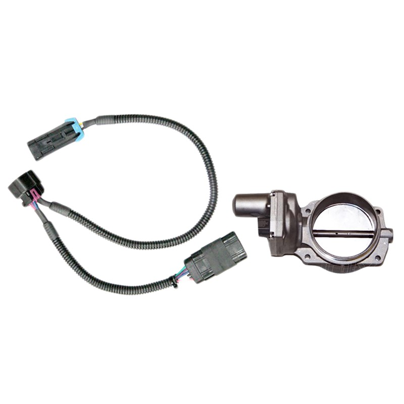 LS2 Throttle body adapter harness (LS2-TBAH): Conversion