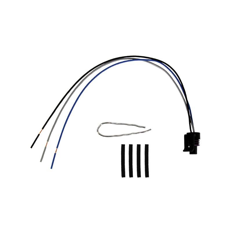 Throttle Position Sensor (TPS) 3-Way (PGTL-006): WIRING